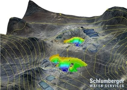 Schlumberger MODFLOW Flex