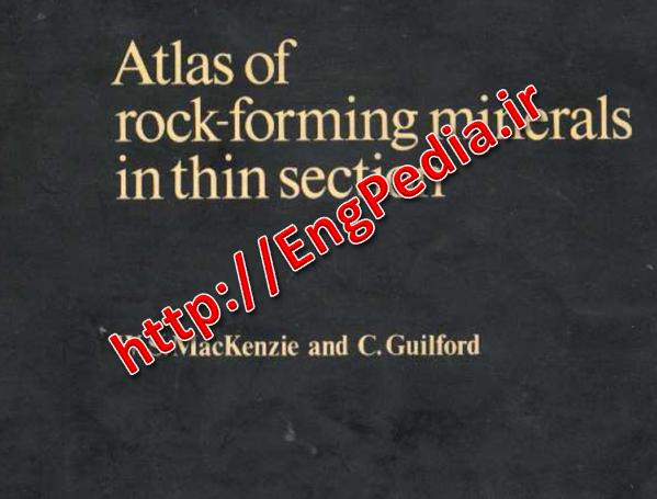 Atlas of Rock Forming Minerals