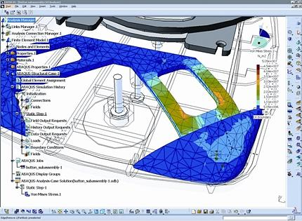 Abaqus for CATIA
