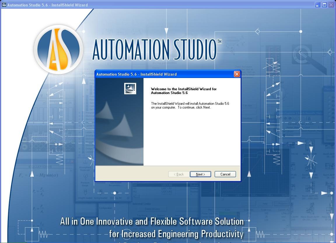 Automation Studio 5.6