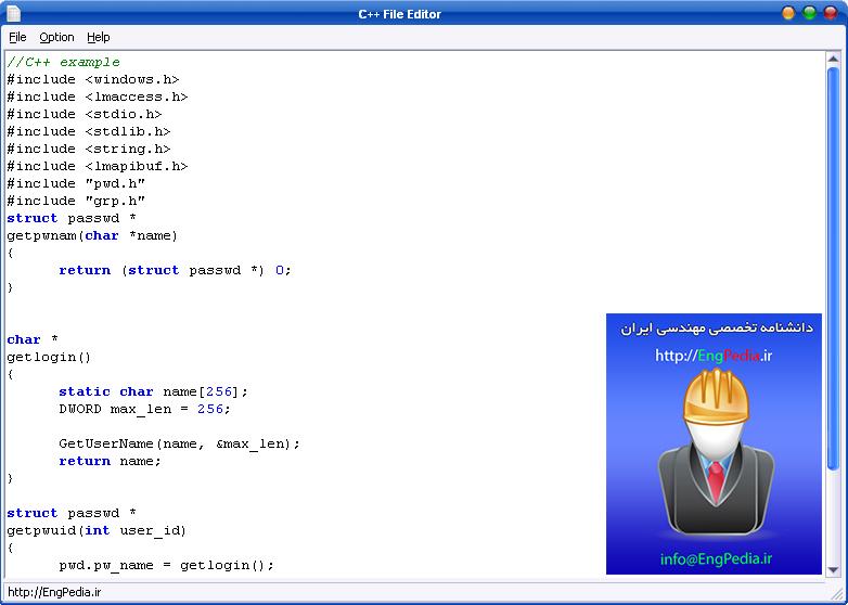 C++-Editor