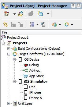 New Target Platforms XE4