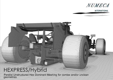Numeca HEXPRESS/Hybrid