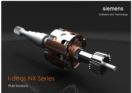 Siemens NX I-deas